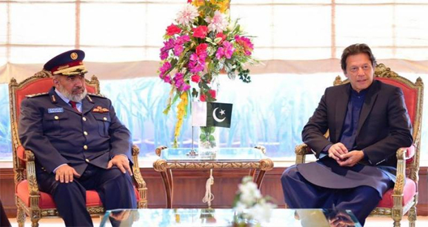 Qatari Army Chief Calls on PM Imran Khan
