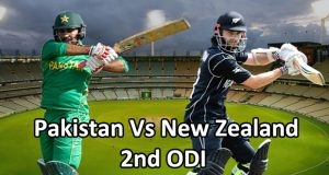 2nd ODI: New Zealand Win Toss, Elect To Bat