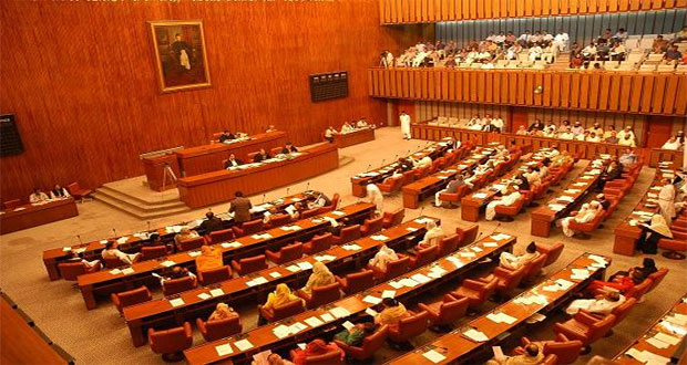 Senate Session To Be Held Today