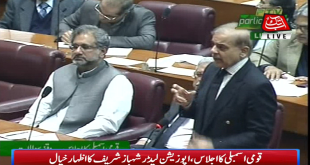 Govt, Opposition Are Two Wheels of a Vehicle: Shehbaz