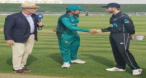 1st ODI: New Zealand Win Toss, Elect To Bat First