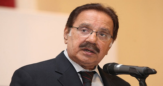Death Anniversary of Amin Fahim Being Observed