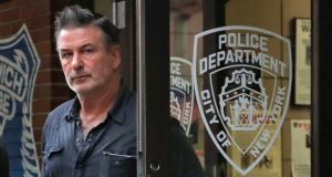 Baldwin Charged Over NY Parking Spot Fight