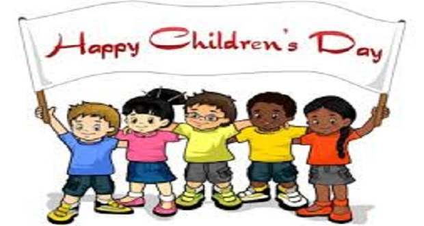 Universal Children's Day Being Observed Today