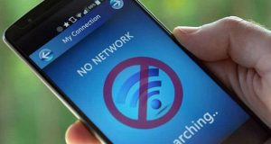 Cellular Services Suspended In Various Cities Today