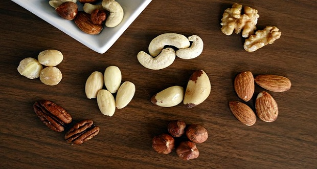 Nuts Into Diet Does Wonders For Health