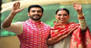 Ranveer Singh Expresses Love For Wife In A Unique Way