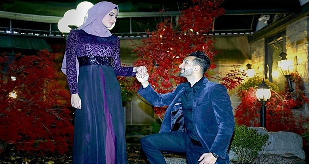 Sham Idrees Gets Engaged To Queen Froggy