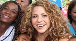 Shakira Donates $40K For Education in Colombia