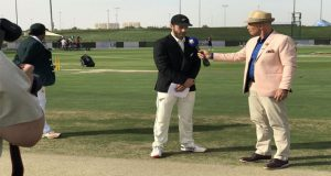 1st Test: New Zealand To Bat First After Winning Toss