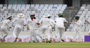 1st Test: Zimbabwe Beat Bangladesh By 151 Runs
