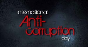 International Anti-Corruption Day Being Observed Today