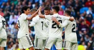Real Madrid Crush Melilla With 10-1 Aggregate Scoreline