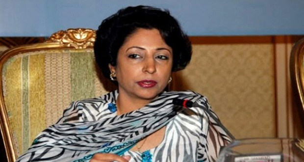 Maliha Stands for Middle-income Nations' Assistance