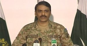 Indian Army Must Respect Ethics of Soldiering: DG ISPR