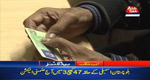 Quetta: By-election on PB-47 Kech District Underway