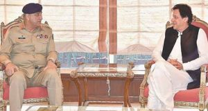 PM Imran, COAS Discuss Security Related Issues