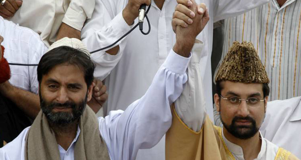 Indian Police Arrest Mirwaiz, Yasin Malik