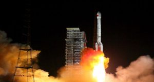Chang'e-4 Lunar Probe Launched By China