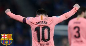 La Liga: Outrageous Messi Leads Barca to Victory