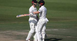 NZ Post Tricky Target of 280 Runs For Pakistan