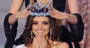 Miss World Title Won By Mexican Volunteer