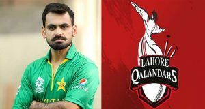 Mohammad Hafeez Named Captain of Lahore Qalandars