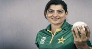 World T20, Sana Mir's Delivery Voted as Play of Tournament