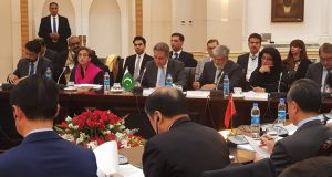 Pak, China, Afghanistan Will Have To Foil Enemies Design: FM