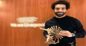 Salah Retains BBC African Player of the Year Award