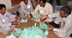 By-election on PB-47 Kech District Ends, Counting Starts